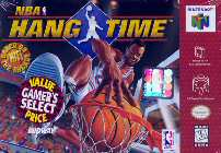 Box art du jeu NBA Hang Time