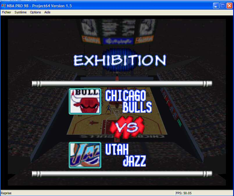 Screenshot 2 du jeu NBA Pro 98