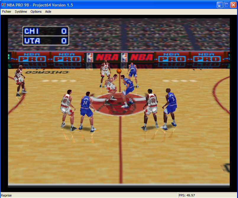 Screenshot 3 du jeu NBA Pro 98