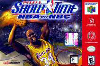 Box art du jeu NBA Showtime, NBA on NBC