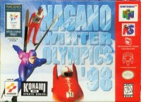 Box art du jeu Nagano Winter Olympics'98