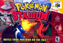 Box art du jeu Pokemon Stadium