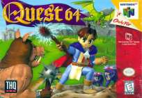 Box art du jeu Quest 64
