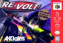 Box art du jeu Re-Volt