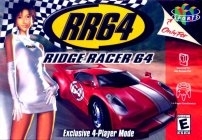 Box art du jeu Ridge Racer 64
