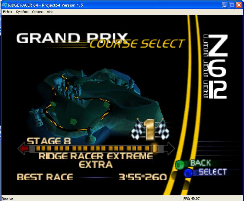 Screenshot 2 du jeu Ridge Racer 64