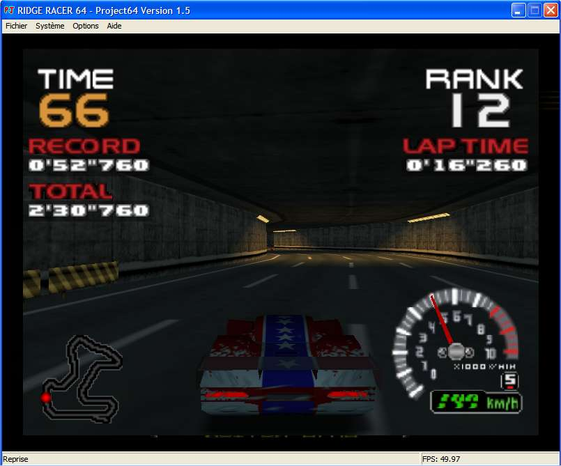 Screenshot 4 du jeu Ridge Racer 64