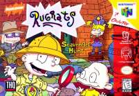 Box art du jeu Rugrats - Scavenger Hunt