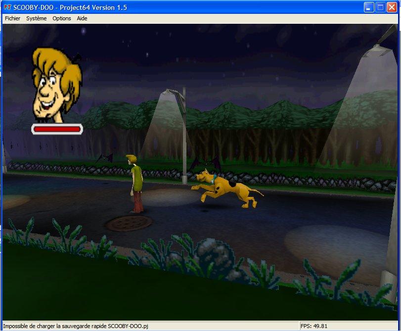 Les 4 Screenshots de Scooby-Doo! Classic Creep Capers