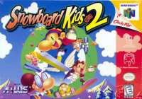 Box art du jeu Snowboard Kids 2