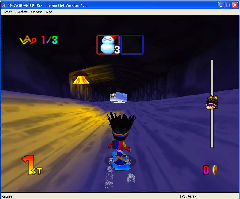 Screenshot 3 du jeu Snowboard Kids 2