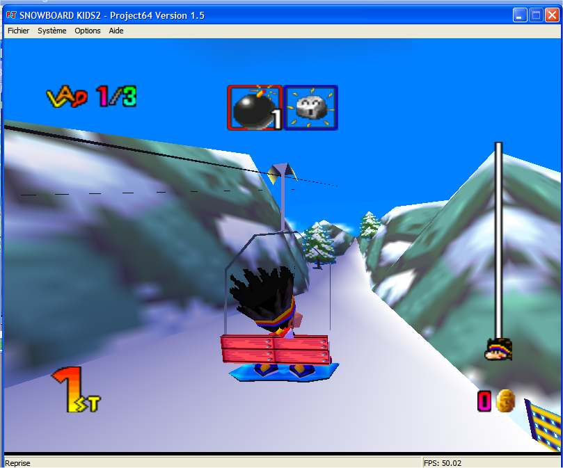 Screenshot 4 du jeu Snowboard Kids 2
