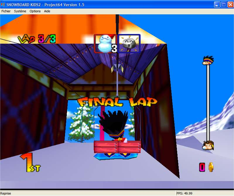 Screenshot 5 du jeu Snowboard Kids 2