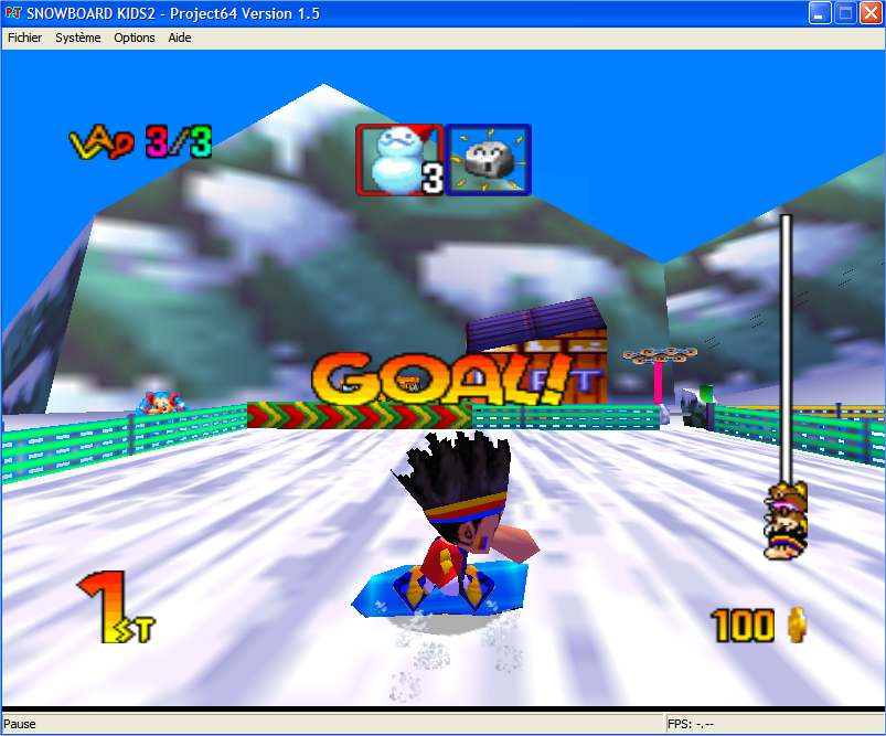 Screenshot 6 du jeu Snowboard Kids 2