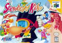 Box art du jeu Snowboard Kids