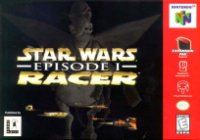 Box art du jeu Star Wars - Episode I - Racer