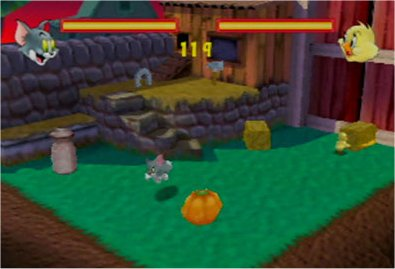 Image 1 du jeu Tom and Jerry in Fists of Furry