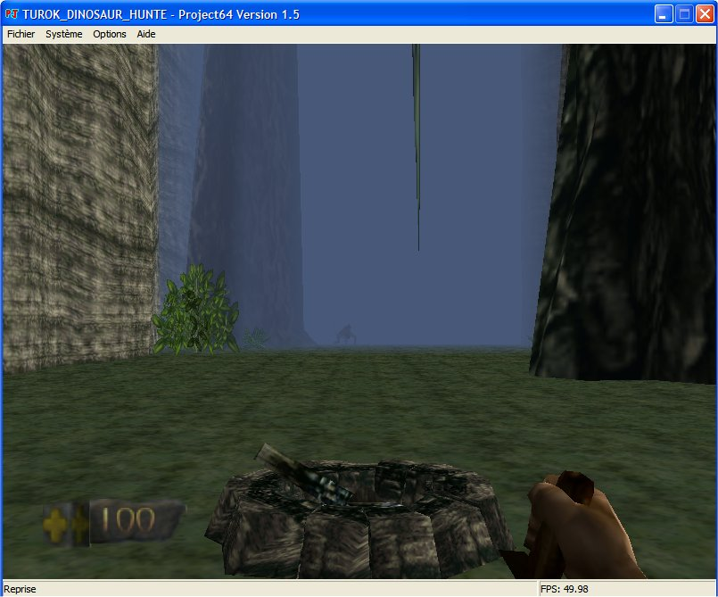 Screenshot 2 du jeu Turok, Dinosaur Hunter