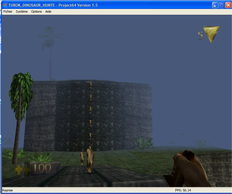 Screenshot 3 du jeu Turok, Dinosaur Hunter