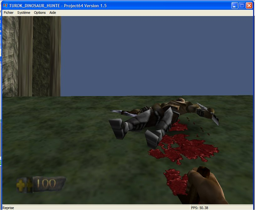 Screenshot 4 du jeu Turok, Dinosaur Hunter