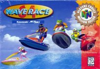 Box art du jeu Waverace 64