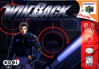 Box art du jeu WinBack, Covert Operation