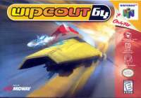 Box art du jeu WipeOut 64
