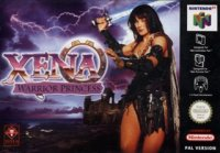 Box art du jeu Xena Warrior Princess - TheTalisman of Fate